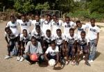 ICB primary school soccer team